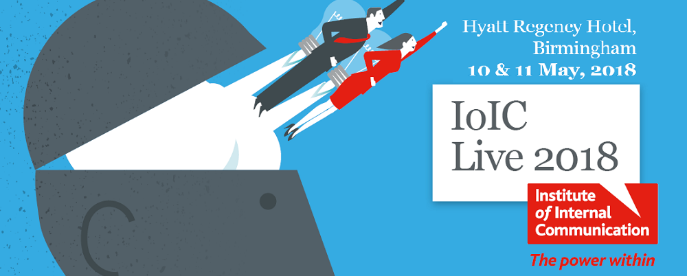 IoIC Live 2018 event