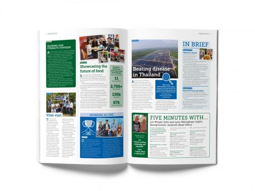 Seafresh employee newsletter