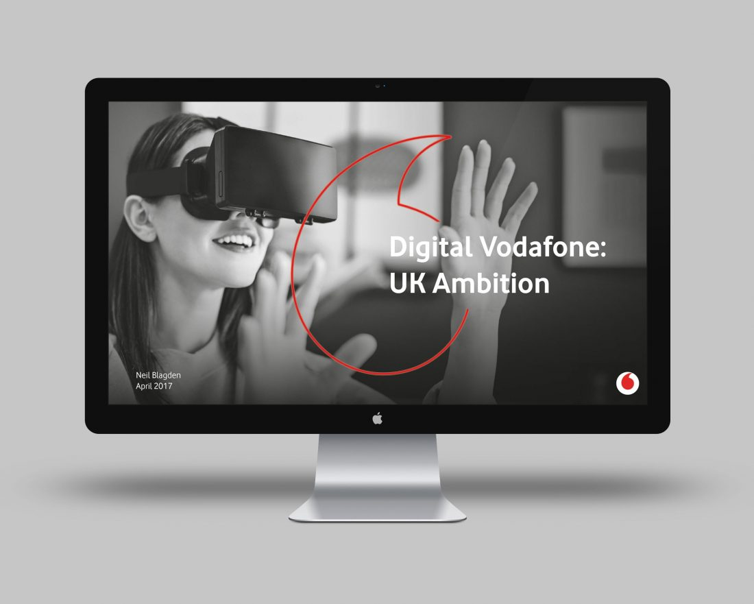 Vodafone virtual reality