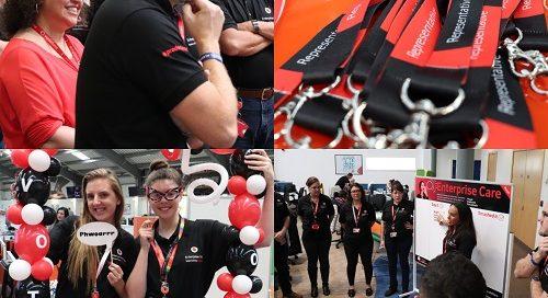 Vodafone strategy campaign