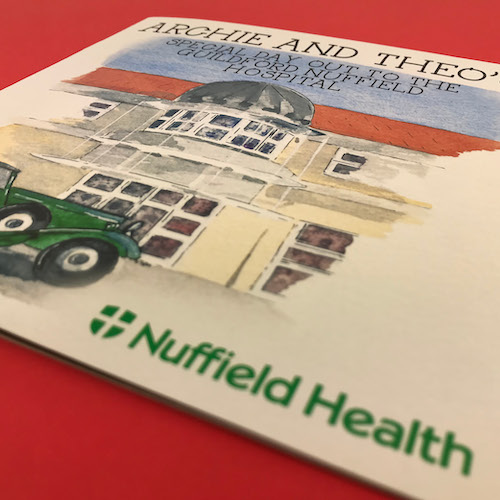 Children's health book is a community story