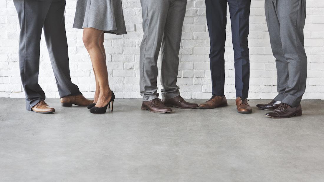 Gender intelligence campaign walks tall at VWG