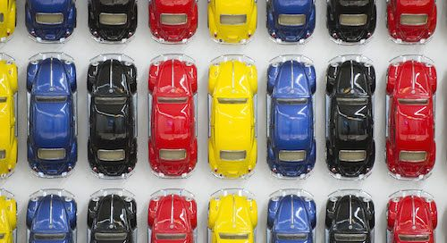 Volkswagen intranet strategy