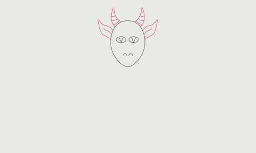 Amie's Draw your own dragon!