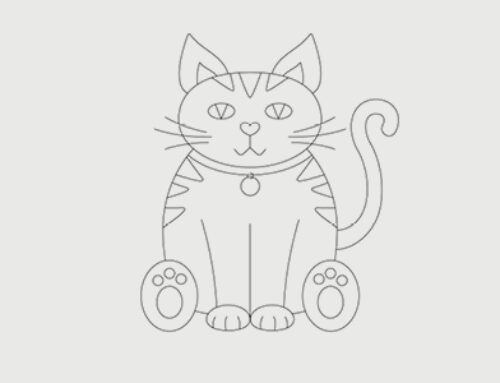 Feline creative? Check out our guide and draw your own cat!