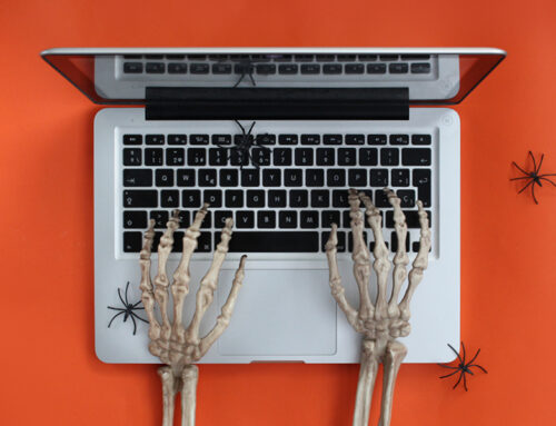 Be afraid, be very afraid… of those classic content mistakes