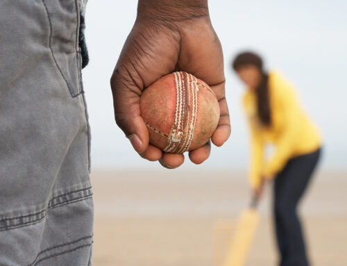 Battering the opposition: Cricket's changing language